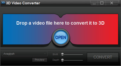 2d to 3d video converter software free download