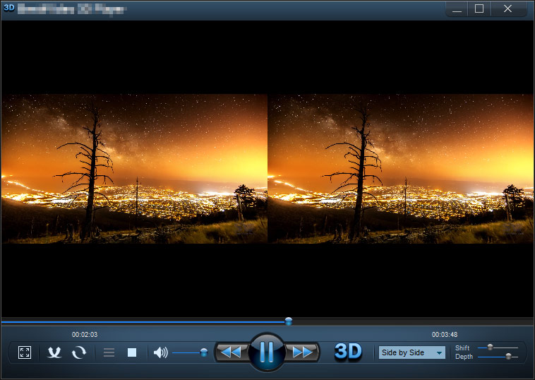 Free 3d Video Player Iqmango Free Software
