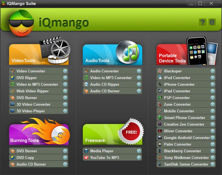 IQmango Pack